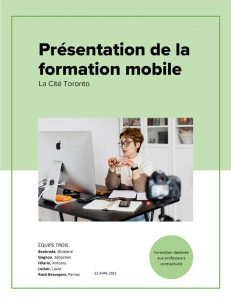 couverture formation mobile